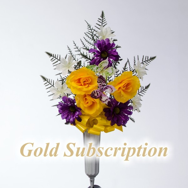 Gold Subscription