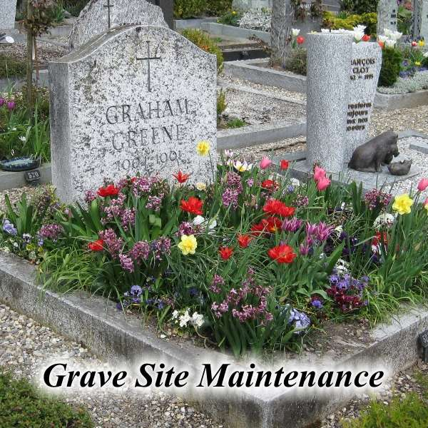 Grave Site Maintenance